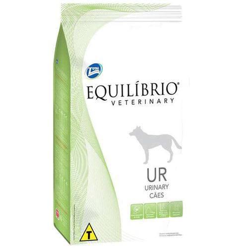 Ração Equilíbrio Total Veterinary Dog Urinary para Cães 7,5kg