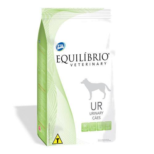 Ração Equilíbrio Veterinary Urinary Cães 2kg