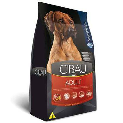 Ração Farmina Cibau Adult para Cães Adultos de Raças Grandes - 15kg