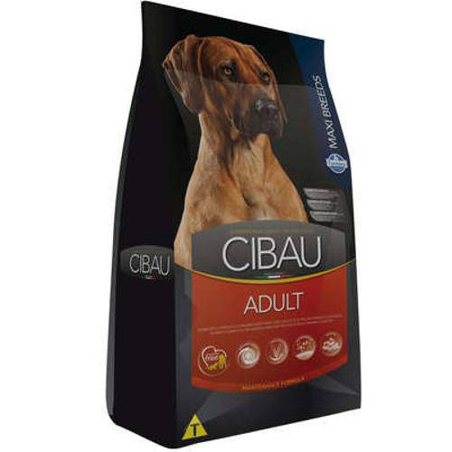 Ração Farmina Cibau Adult para Cães Adultos de Raças Grandes - 25 Kg