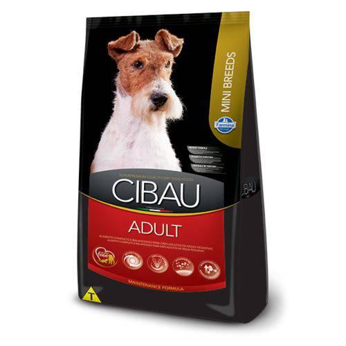 Ração Farmina Cibau Adult para Cães Adultos de Raças Pequenas 3kg
