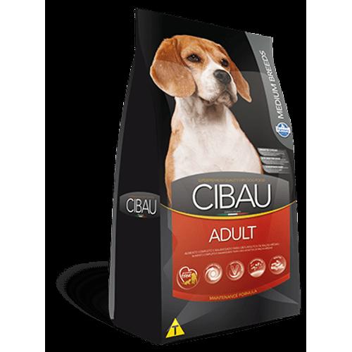 Ração Farmina Cibau Medium Breeds para Cães Adultos 15Kg