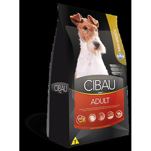 Ração Farmina Cibau Mini Breeds para Cães Adultos Raças Pequenas - 1 Kg 1kg