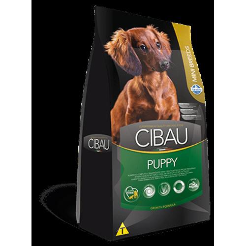 Ração Farmina Cibau Mini Breeds para Cães Filhotes 1Kg
