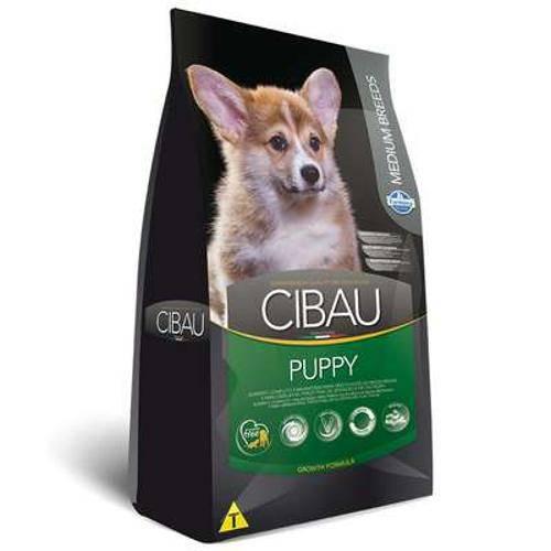 Ração Farmina Cibau Puppy para Cães Filhotes de Raças Médias - 15kg