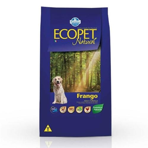 Ração Farmina Ecopet Natural Frango 20kg