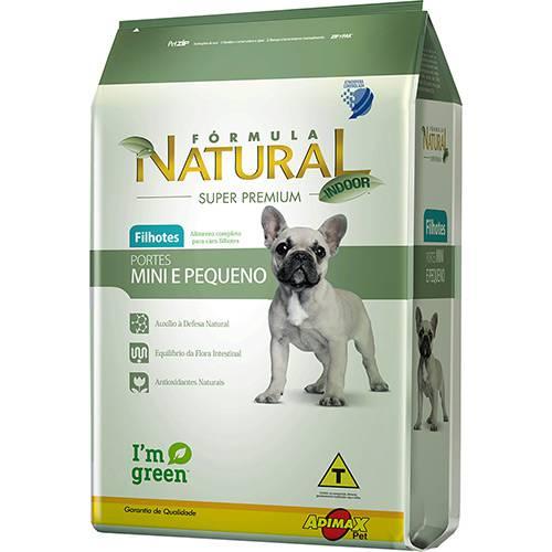 Ração Fórmula Natural Super Premium para Cães Filhotes Mix 1kg