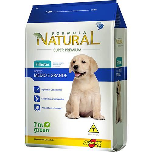 Ração Fórmula Natural Super Premium para Cães Filhotes Mix 2,5kg