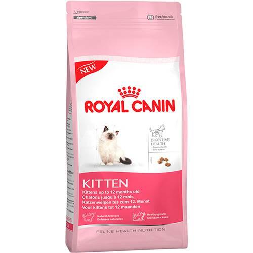 Ração Kitten para Gatos Filhotes com Até 12 Meses 1,5kg - Royal Canin
