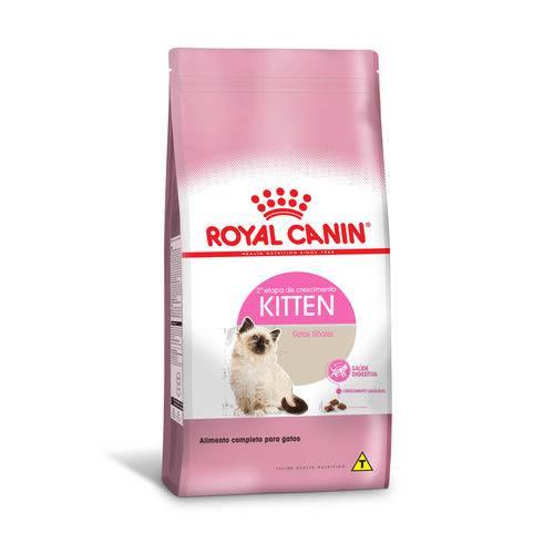 Ração Kitten para Gatos Filhotes com Até 12 Meses 4Kg - Royal Canin
