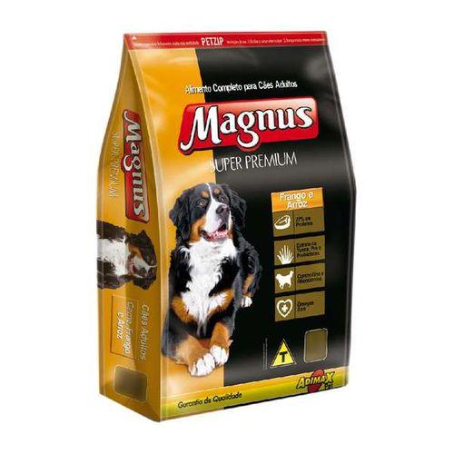 Ração Magnus Carne para Cães Adultos 15kg