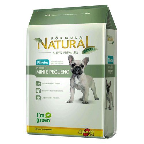 Ração Magnus Formula Natural para Cães Filhotes de Raças Mini e Pequenas 1kg