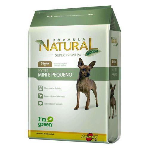 Ração Magnus Formula Natural para Cães Sênior de Raças Mini e Pequenas 1kg