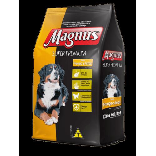 Ração Magnus Frango e Arroz para Cães Adultos 1kg