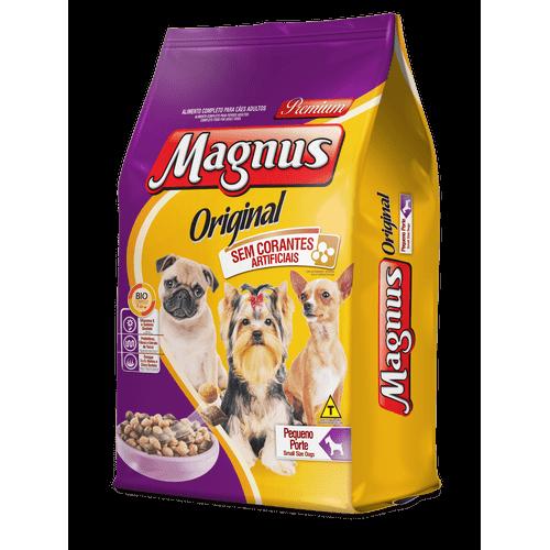 Ração Magnus Original para Cães Adultos de Raças Pequenas 15kg