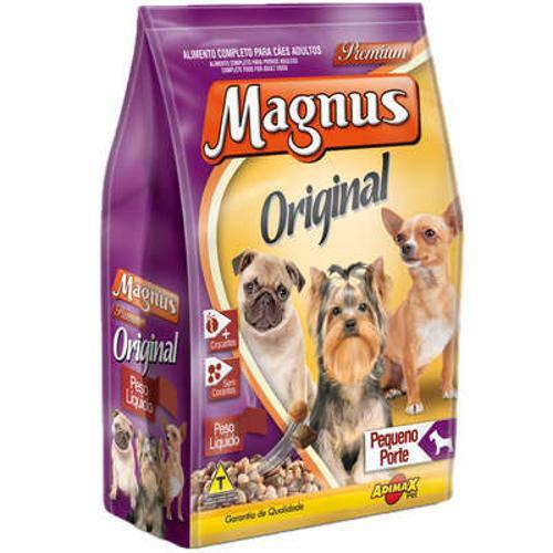 Ração Magnus Original para Cães de Pequeno Porte - 15 Kg