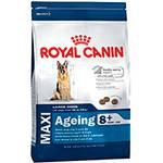Ração Maxi Ageing 8+ para Cães Idosos de Raças Grandes 15kg - Royal Canin