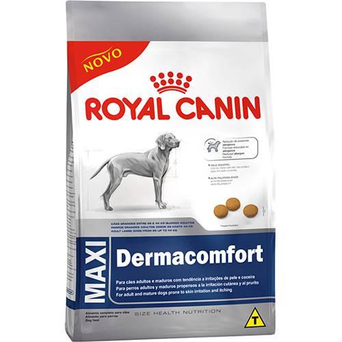 Ração Maxi Dermacomfort para Cães Adultos e Idosos de Raças Grandes 10,1kg - Royal Canin