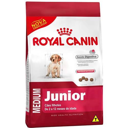 Ração Medium Junior 3kg - Royal Canin