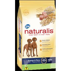 Ração Naturalis Frango e Peru Cães Adultos 15 Kg