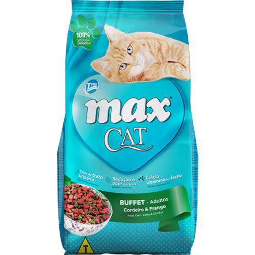 Ração Premium Especial para Gato - Max Cat Buffet - 8kg
