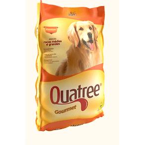 Ração Quatree Gourmet 15 KG