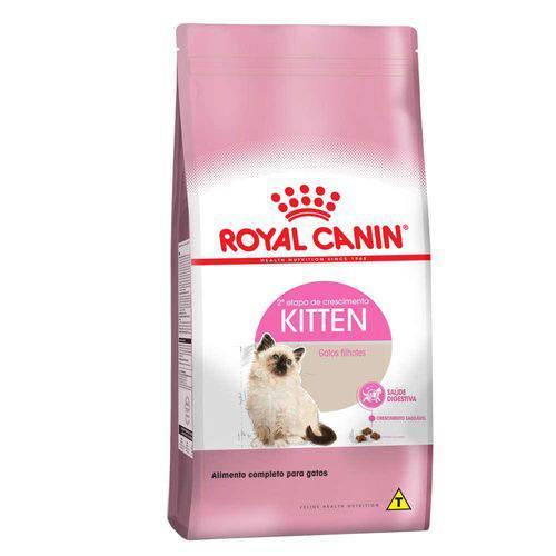 Ração Royal Canin Feline Kitten Gatos Filhotes 400g