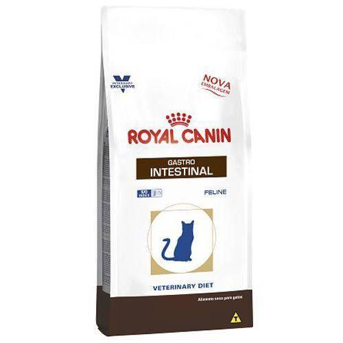 Ração Royal Canin Feline Veterinary Diet Gastro Intestinal 1,5 Kg