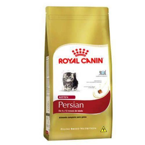Ração Royal Canin Kitten Persian Filhotes 400grs