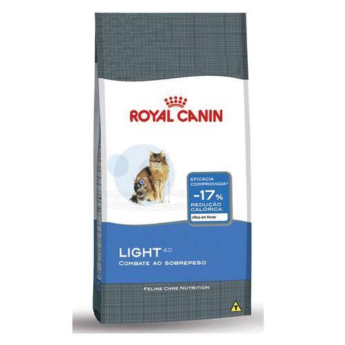 Ração Royal Canin Light - Gatos Adultos - 400g