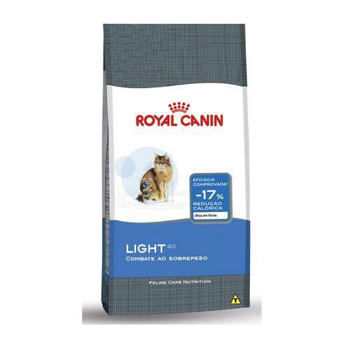 Ração Royal Canin Light - Gatos Adultos - 7,5kg