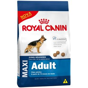 Ração Royal Canin Maxi Adult 15 Kg