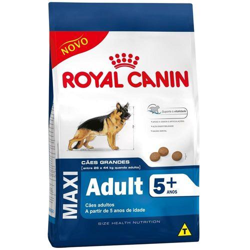 Ração Royal Canin Maxi Adult 5+ - 15Kg 15kg