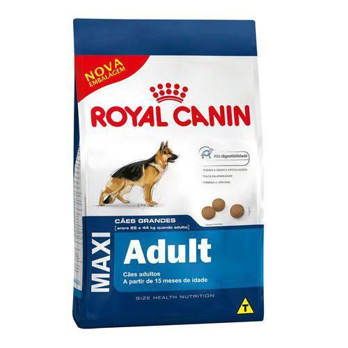 Ração Royal Canin Maxi Adulto 15kg