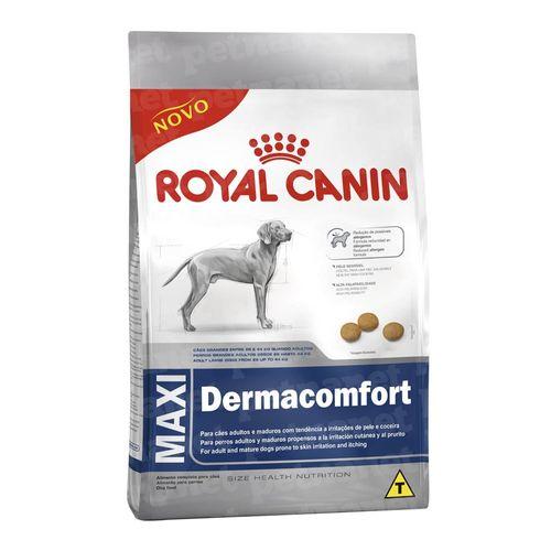 Ração Royal Canin Maxi Dermacomfort - 10,1kg 10,1kg