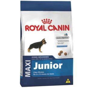 Ração Royal Canin Maxi Junior 15 Kg