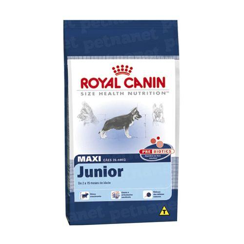 Ração Royal Canin Maxi Junior para Cães Filhotes de Raças Grandes - 15Kg 15kg