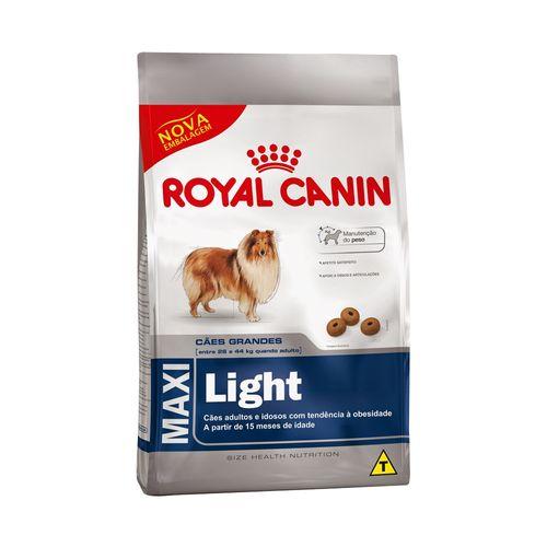 Ração Royal Canin Maxi Light 15kg