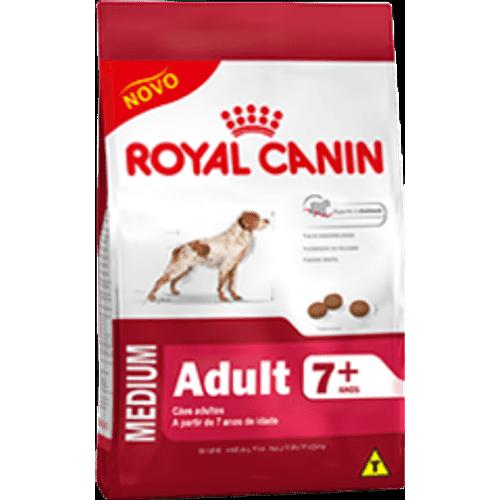 Ração Royal Canin Medium Adult 7+ 3Kg