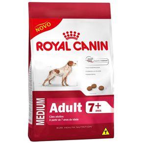 Ração Royal Canin Medium Adult 7+ 2,5kg