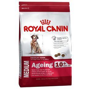 Ração Royal Canin Medium Ageing 10+ 3 Kg