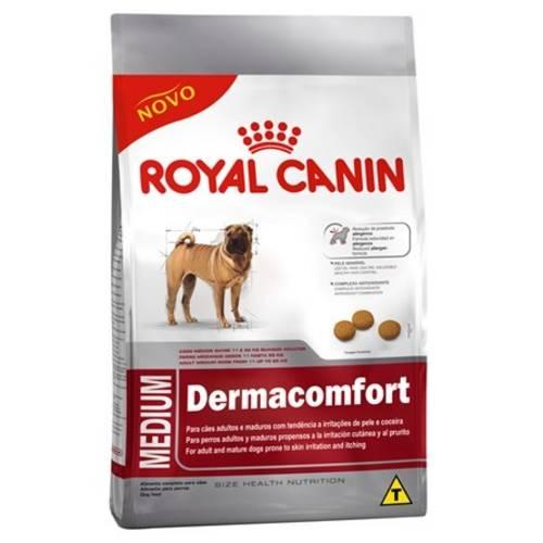 Ração Royal Canin Medium Dermacomfort - 10,1 Kg