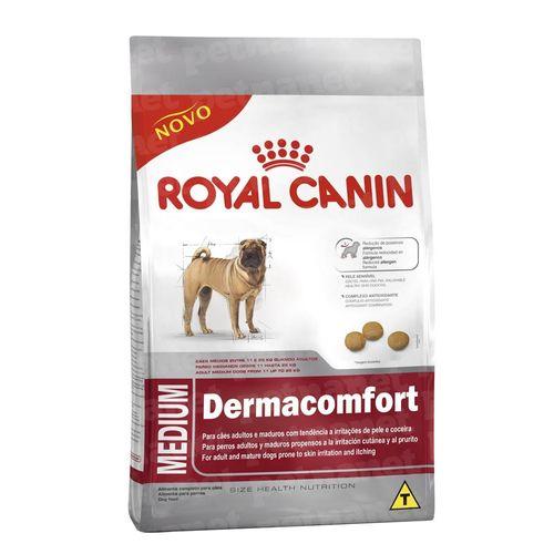 Ração Royal Canin Medium Dermacomfort 2kg