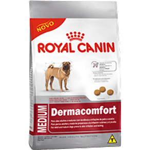 Ração Royal Canin Medium Dermacomfort 2 Kg