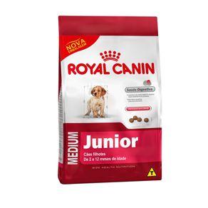 Ração Royal Canin Medium Junior 2.5kg