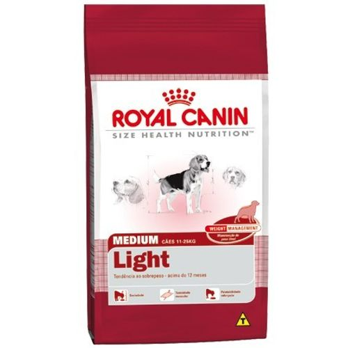 Ração Royal Canin Medium Light - 15Kg 15kg