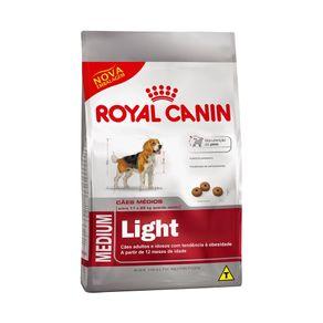 Ração Royal Canin Medium Light 15kg