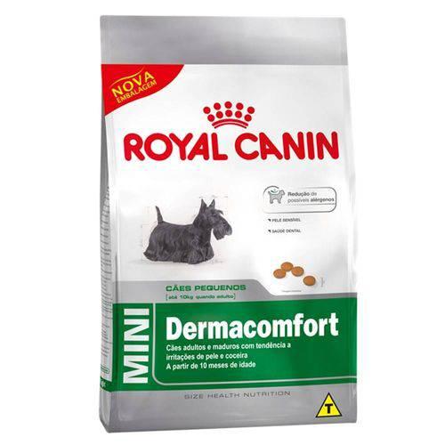 Ração Royal Canin Mini Dermacomfort - 1 Kg