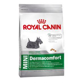 Ração Royal Canin Mini Dermacomfort 1 Kg