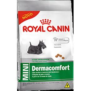 Ração Royal Canin Mini Dermacomfort 1kg
